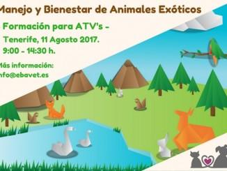 Formación ATV Etología Exóticos